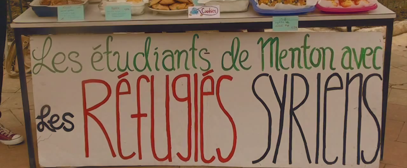 Video: Mentonese Fundraising Campaign for Syrian Refugee Camp
