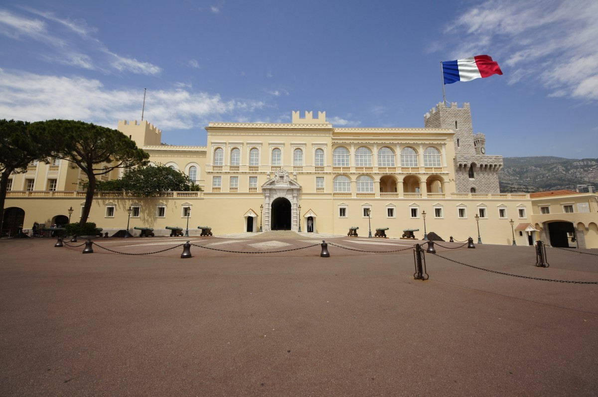 Princely Palace of Monaco