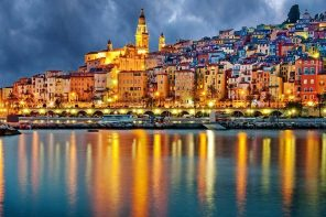 (English) Goodbye Menton