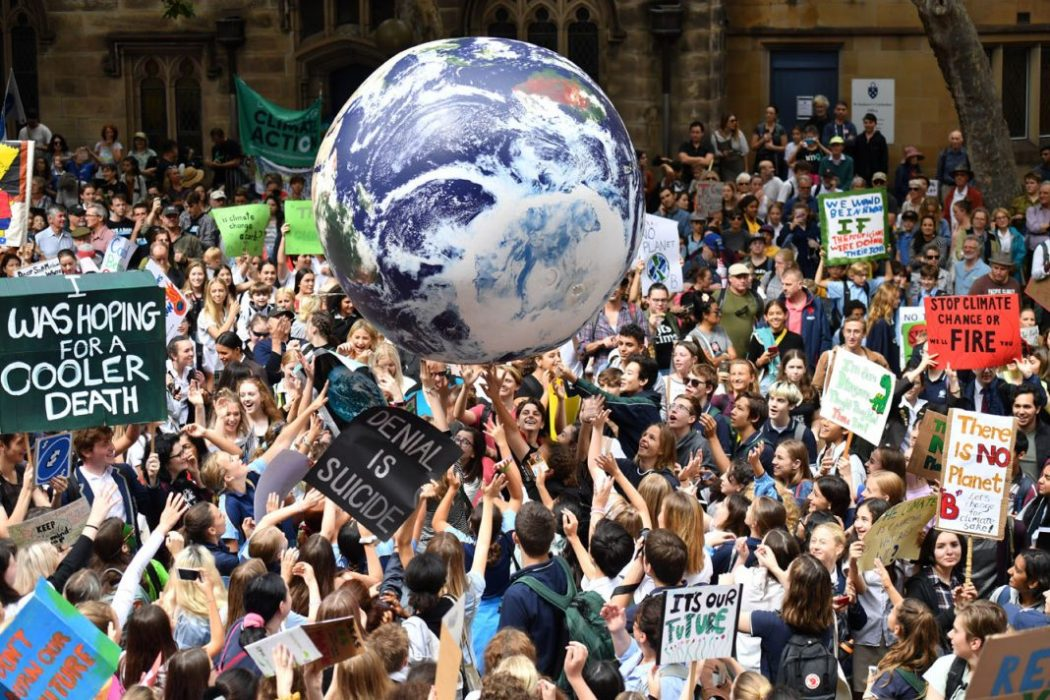 South Africans Join 1 Million Students Worldwide in Climate Change Strike
